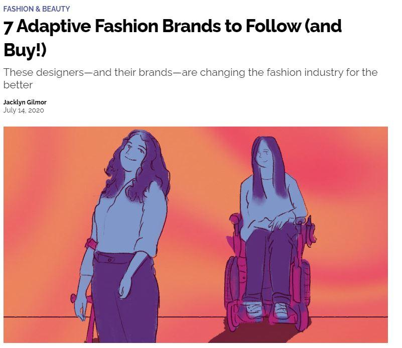 FLARE: 7 adaptive fashion brands to follow